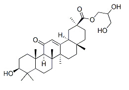Glyceryl Glycyrrhetinate - Enoxolone;Glycyrrhetic acid